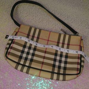 Burberry vintage handbag small
